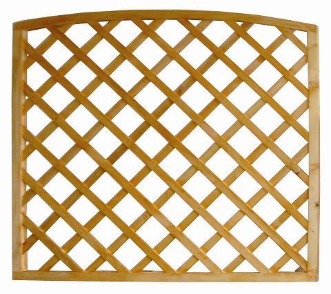 Gard din lemn tip PLASA