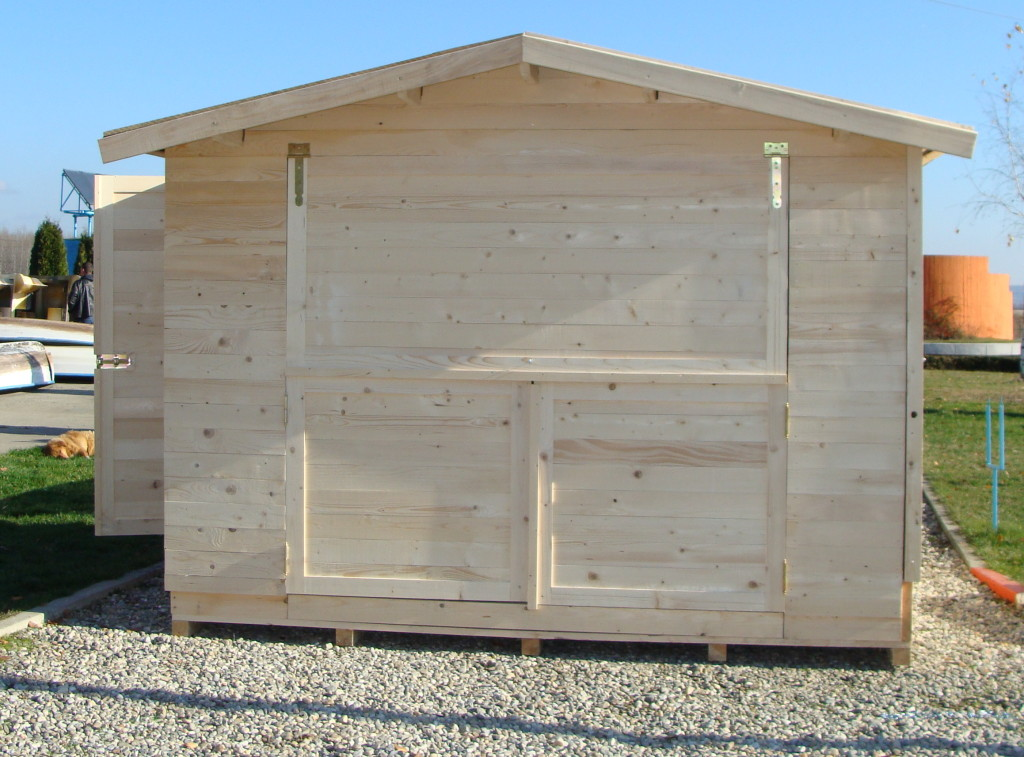 Chiosc comercial pliant din lemn