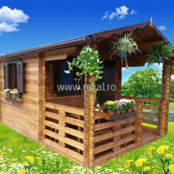 Casute din lemn pentru gradina